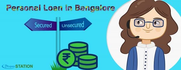 Difference between Secured and Unsecured personal loan in Bangalore