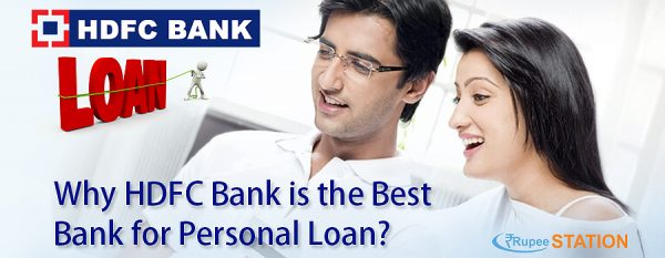 Why HDFC Bank is the Best Bank for Personal Loan-